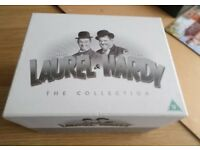 Laurel and Hardy DVD Collection Box Set 21 Discs of the best comedy ever