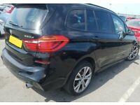BMW 2 SERIES GRAN TOURER LUXURY M SPORT 2019 F46 F45 2.SERIES BREAKING PARTS ALL BODY O7983956995