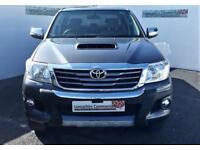 Toyota Hi Lux INVINCIBLE 4X4 D-4D DCB