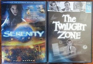 Twlight Zone (TV series) and Serenity (movie)