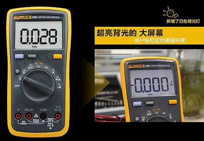 Us Ship Fluke 15b F15b Digital Multimeter Meter Brand New