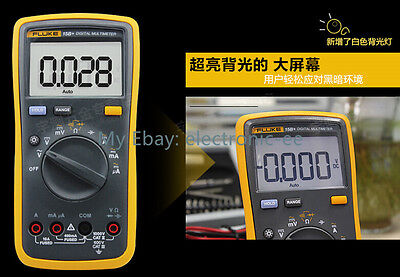 Fluke 15b F15b Digital Multimeter Meter New