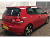 Volkswagen Golf 2.0 TSI ( 210ps ) 2010MY GTi FROM £45 PER WEEK!