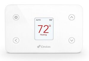 iDevices Thermostat - Wi-Fi and HomeKit Enabled for iPhone