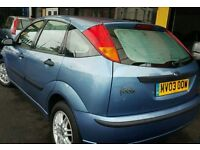 Ford Focus 1.6 petrol 90k 12 mot ICARS 165 PRESCOT ROAD Fairfield L7 0LD.