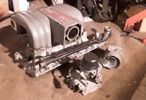Intake HO , throttle body & mass air flow Ford mustang 5.0