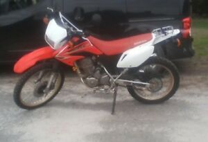 Honda Street and Trail for Sale