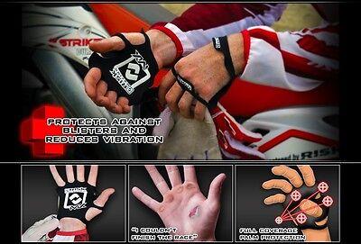 Risk Racing Palm Protektor Protector gegen Blasen Blasenschutz MX Motocross Quad Palm Protector