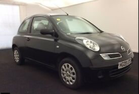 Nissan Micra 1.2 Cheap Reliable Car 1 Previous Owner 1 Yr MOT Nissan Service History 1 Yr Warranty