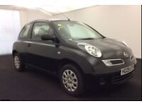Nissan Micra 1.2 Immaculate Condition 1 Previous Owner 1 Yr MOT Nissan Service History 1 Yr Warranty