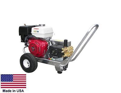 Pressure Washer Portable - Cold Water - 3 Gpm - 2500 Psi - 5.5 Hp Honda- Ar
