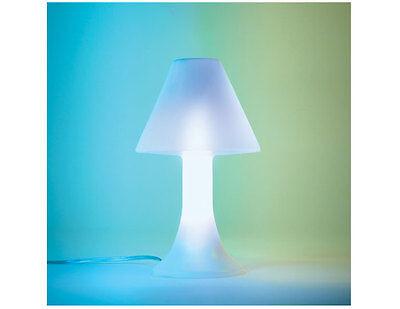 "BNIB! 2001 PHILIPPE STARCK ""ELEGANT"" LAMP (WHITE), banksy mbw shepard fairey"