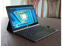 Dell 7275 Ultrabook 2 in 1 laptop Full 1920x1080 HD 256gb SSD Intel Core 6th gen CPU