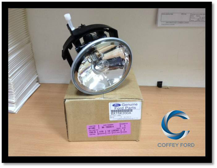 *NEW* FOG LAMP SPORT LIGHT for FORD TERRITORY SX SY 2//2004-3//2009 RIGHT SIDE RHS