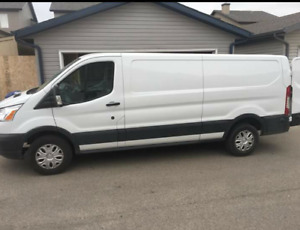 LOW KM 2015 Ford Transit 250 Van