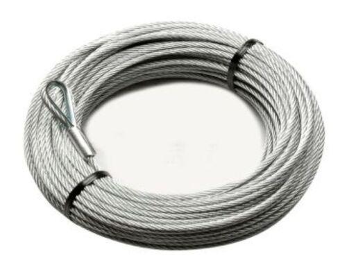 TranzSporter 90034 - Replacement Shingle Hoist / Lifter Cable  - 400 lb Unit
