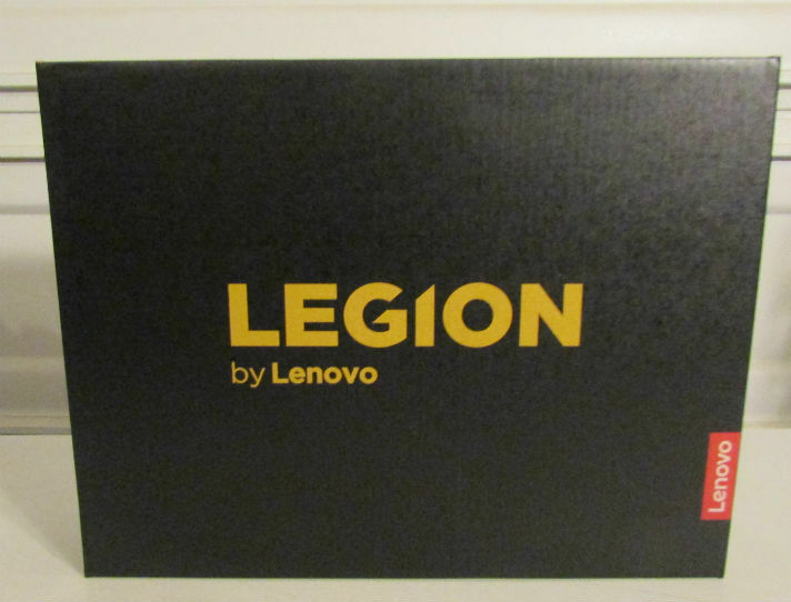 New Lenovo Legion Y520-15IKBN 80WK00F9US i7-7700HQ 256 SSD GTX 1050Ti Laptop