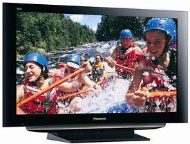"""42"""" Panasonic TH42PZ8B Viera Full HD 1080p Digital Freeview Plasma TV"""