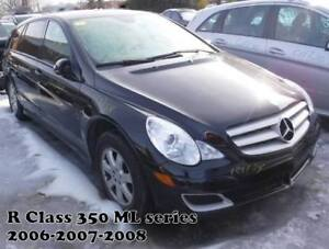 Transmission Mercedes R 350 2006 07 08 Type 251 AT AWD/RWD