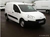 Peugeot Partner 850 S 1.6HDI 90 SLD DIESEL MANUAL WHITE (2012)