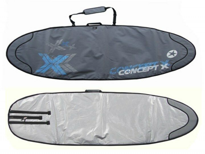 Concept X  Boardbag  236 cm  Flug und Reise Bag ; Windsurf Transport Bag NEU