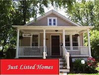 Today's Just Listed Homes. Starting at $109,999.