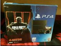 Ps4 500gb boxed up rarely used 1 game