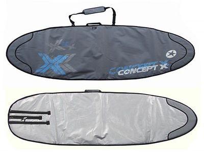 Concept x Funda Tabla 240cm Vuelo y Viaje Bolsa ; Windsurf Transporte Nuevo, usado segunda mano  Embacar hacia Spain