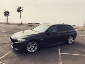 520d M Sport Touring - Immaculate Leather & Lots of Options