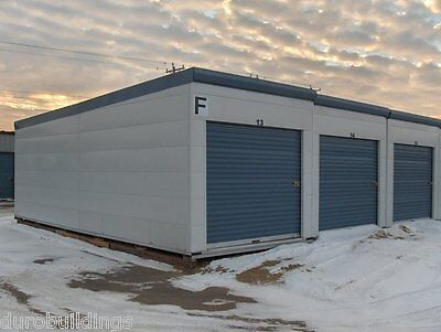 Durosteel Janus 10x9 Storage 750 Series Wind Rated Roll-up Door Hdwe Direct