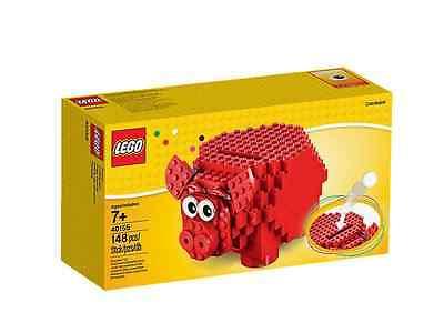 LEGO® Exclusive 40155 Sparschwein NEU OVP_ Piggy Coin Bank NEW MISB NRFB