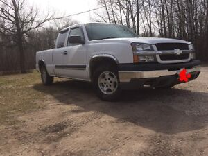 2004 Chevrolet 1500 trade