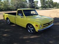 1968 Chevy truck-FINANCING AVAILABLE!!