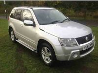 2008 Suzuki Grand Vitara parts breaking