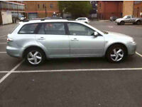 Mazda 6 with new Tyres and Fresh AC