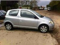 Toyota yaris spares and repairs