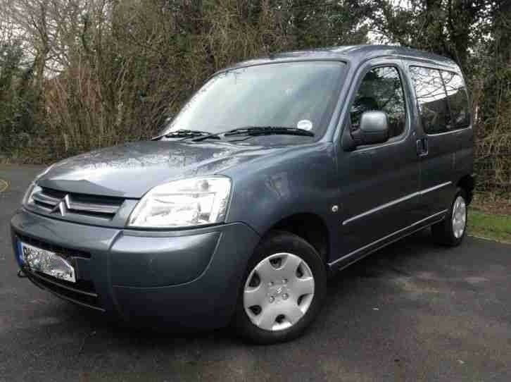 9d097bb587 Stunning Citroen Berlingo 4 in 1 Micro Camper 2006 1.6 Petrol - Very Low  Mileage