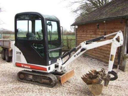 Excavator wanted up to 4-5 tonne  Glenorchy Glenorchy Area Preview