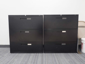 Excellent Global 3 Drawer Filing Cabinet!