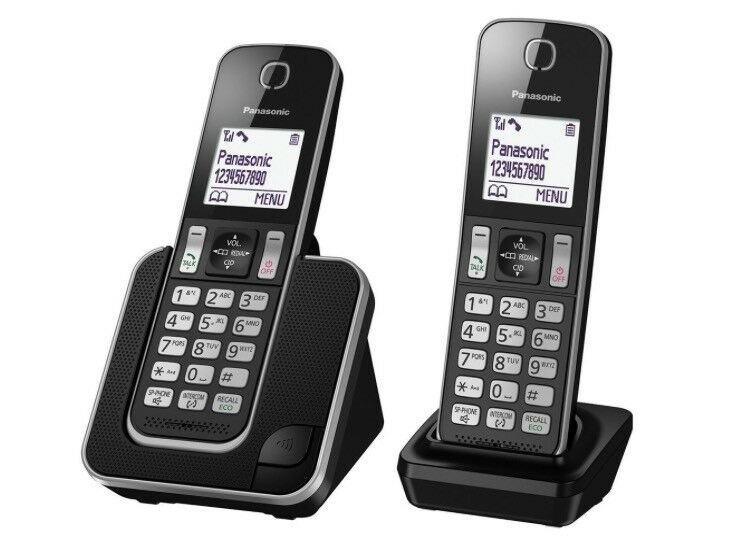 Panasonic Cordless Home Phone with Nuisance Call Blocker