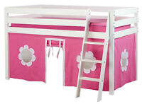KIDS LOFT BED_SOLID CANADIAN MAPLE WOOD_BUNK BEDS_JACKPOT_SALE