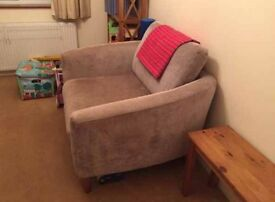 Next 'Love Seat' 2 seater chair