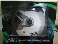 Jix dual helmet
