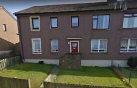 Upper Main Door 3 Bedroom Flat Located in Lamont Crescent Cumnock - Available 02-12-2020