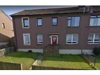 Upper Main Door 3 Bedroom Flat Located in Lamont Crescent Cumnock - Available 14-06-2021
