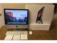 iMac A1224 20 inch 8.1 with OS X El Capitan 2008 FULLY REFURBISHED
