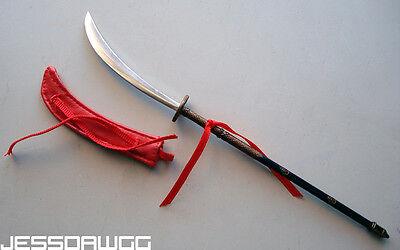 1 6 Naginata Spear Shi By Bbi For Samurai Ninja Sword 12  Figure Female Cy Girls