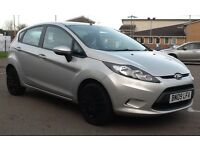 *BARGAIN* 09 Ford Fiesta 1.2cc *Serviced*Mot &Taxed* Low Insurance* Bargain £2450 £2450