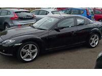 Mazda RX8 192 model low mileage £1695 Ono lovely condition