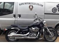 EXCELLENT 2008 HONDA VT750 C2-7 SHADOW SPIRIT, ONLY 3480 MILES, 2 OWNERS